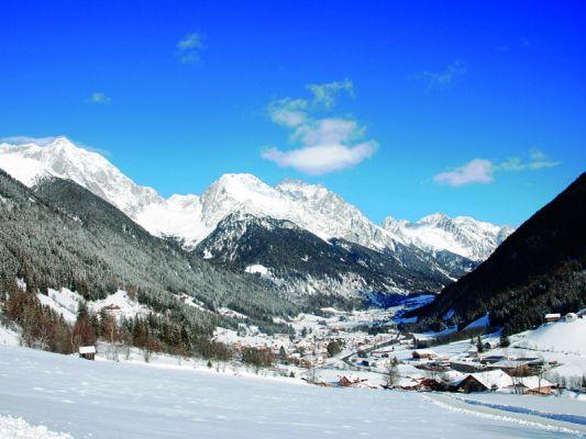 1 week - Cross Country Skiing in Valle Anterselva