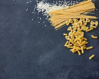 Pasta Reis und Co