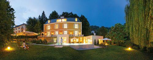 Gleichenbergerhof Villa Jugendstil Hotel Pool