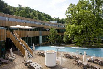 Das Kurhaus Bad Gleichenberg