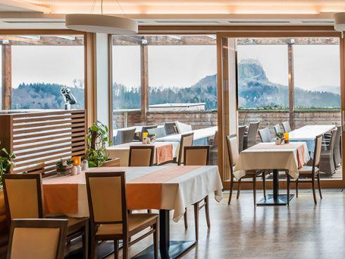 Restaurant Riegersburg Burg Vulkanland