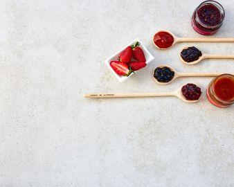 Marmeladen und Chutney