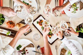 Essen Trinken Kunst Haubenrestaurant Malerwinkl