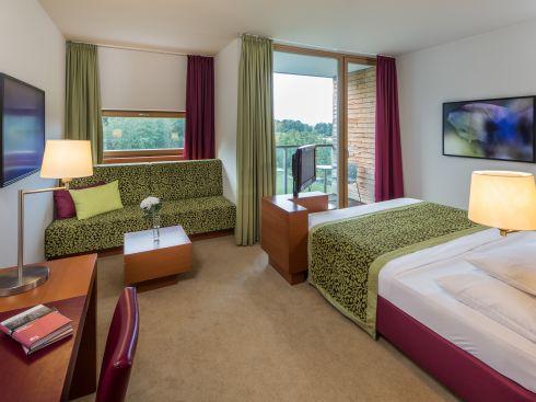Superior Deluxe Zimmer Hotel Bad Waltersdorf